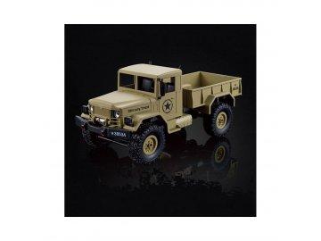 u s vojensky truck 1 piskovy