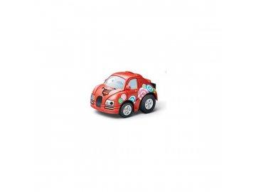 RC Auto Mini Smart 2in1 červené