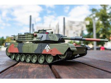 RC tank Czolg Abrams M1A1 1:20 24GHz RTR
