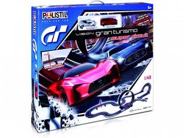 Polistil Autodráha 1:43 Vision Gran Turismo PO-96069