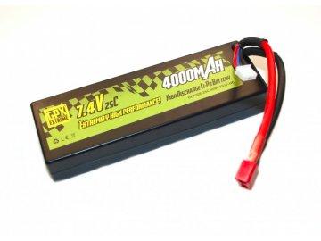 bateria 7,4V 4000mAh pre Himoto