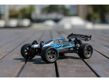 XLH: Off-road Competition Buggy 2WD 1:12 2.4GHz RTR - modrá