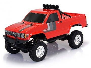 TOYOTA HILUX 1:12 4WD 2.4GHz Pick-up RTR - červená