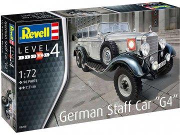Revell figurky - německá osádka auta G4 (1:72) RVL03268
