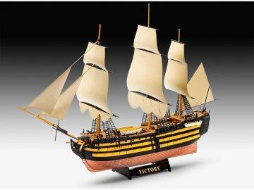 Revell Admiral Nelson Flagship (1:450) RVL05819
