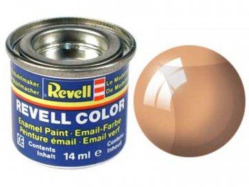 Revell emailová barva #730 oranžová transparentní 14ml RVL32730