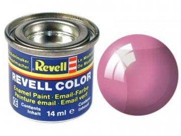 Revell emailová barva #731 červená transparentní 14ml RVL32731