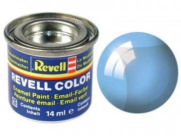 Revell emailová barva #752 modrá transparentní 14ml RVL32752