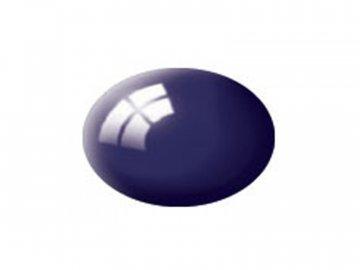 Revell akrylová barva #54 noční modrá lesklá 18ml RVL36154