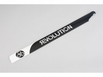 Revolution uhlíkové rotorové listy 520mm FBL 3D RVOB052050