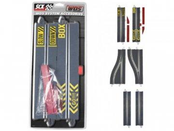 SCX WOS Rozšíření Pit Lane SCXW10207X200
