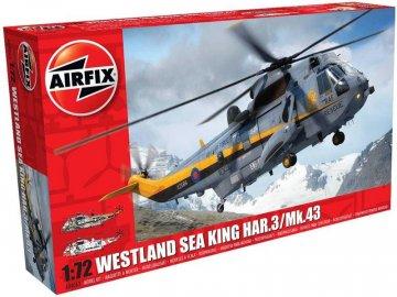 Airfix Westland Sea King HAR.3/Mk.43 (1:72) AF-A04063