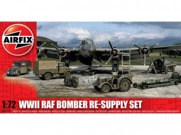 Airfix diorama Bomber Re-supply Set (1:72) AF-A05330