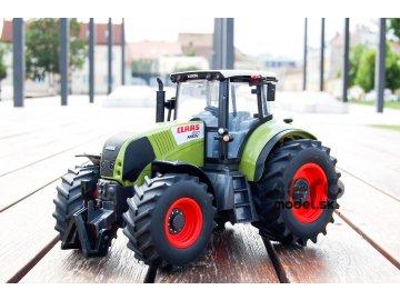 RC traktor Claas Axion 850 1:16