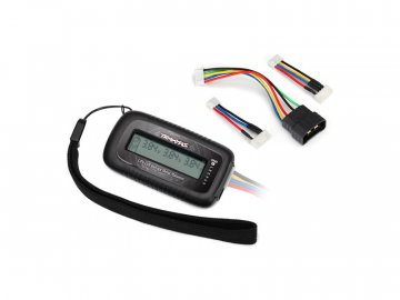 Traxxas tester LiPo akumulátorů TRA2968X