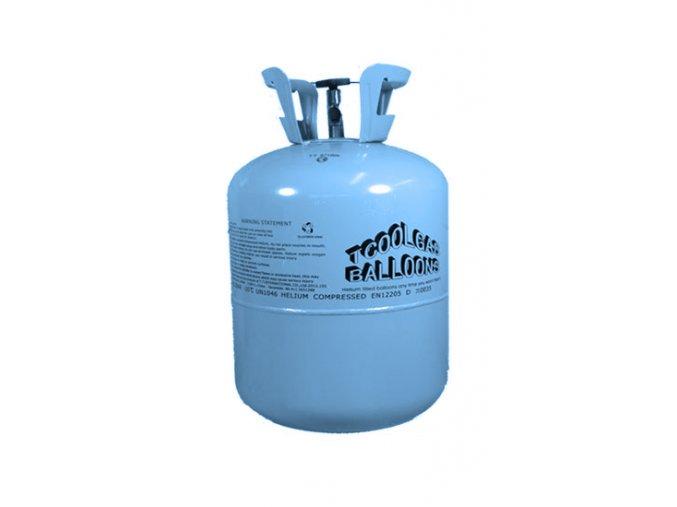 Hélium, 450 litrov