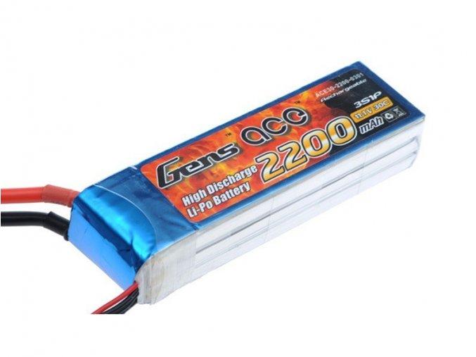 batéria 2200mAh 11.1V 30C