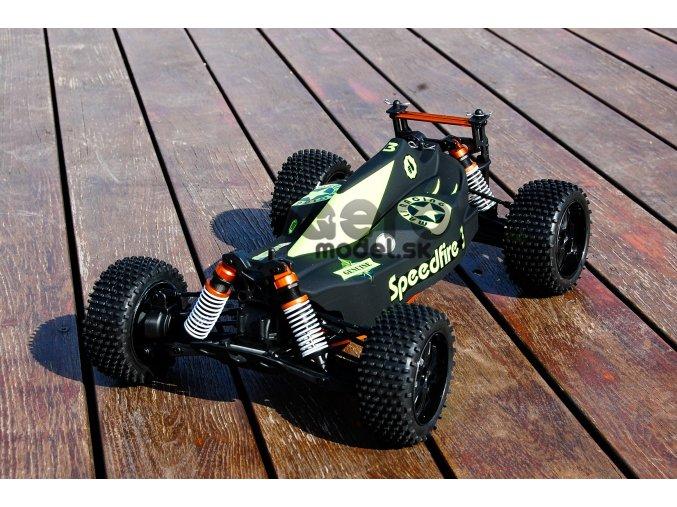 Speedfire 3 -  RC vodeodolná buggy 1:10 XL