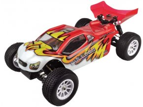 RC Truggy Bulldog EBL - Striedavý