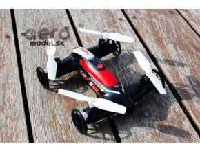 Syma X9S Lietajúce auto - Čierna Farba