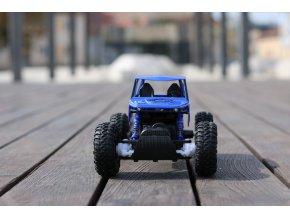 UF: RC auto Rock Crawler 1:16 RTR 2.4GHz, MODRÁ FARBA