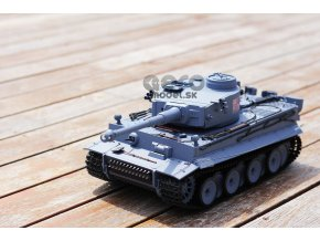 RC TANK 1:16 German Tiger I (dym, zvuk, airsoft)