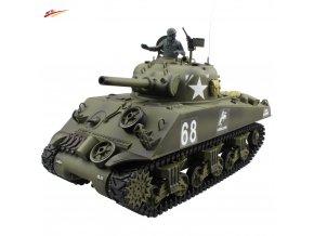 RC font b Tank b font 2 4G 1 16 US font b M4A3 b font