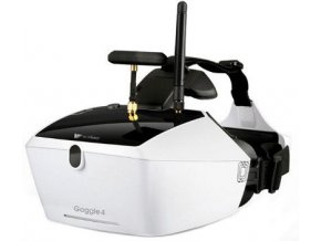 Walker : Goggle 4 Vstup 5.8GHz FPV HD (40 kanálov)