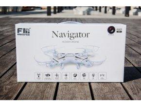 NAVIGATOR FM182 s HD kamerou a kompasom