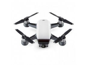 Dji Spark Fly More Combo Alpine White Version