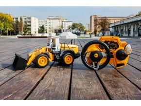 RC Traktor - Fadroma RC 2.4GHz