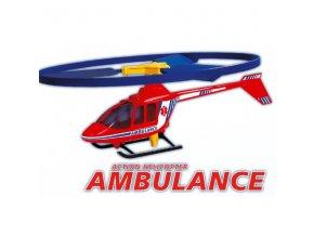 vystrelovaci vrtulnik zachranari