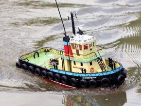loď premium na diaľkové ovládanie