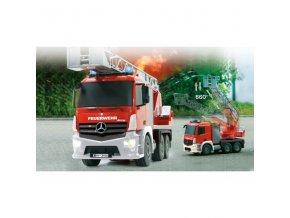 hasičské vozidlo rc