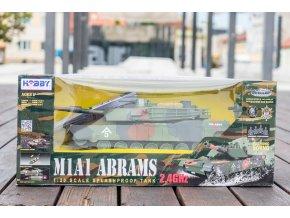 Abrams M1A1 1 20 2.4GHz RTR