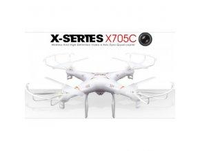 MJX X705C + C4010