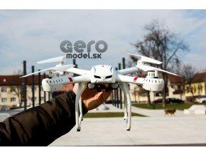 MJX X101 - RC dron s prípravou pre GOPRO  Výkonný dron s 3 režimami- začiatočník/ pokročilý/ expert