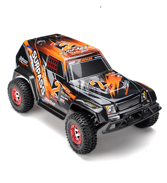Rc off-road auta
