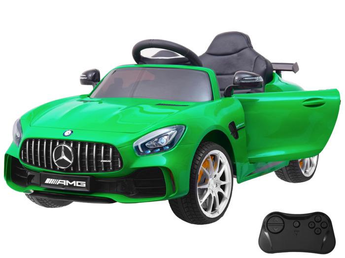 Elektrické vozy pro děti