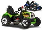 Dětské traktory na baterii