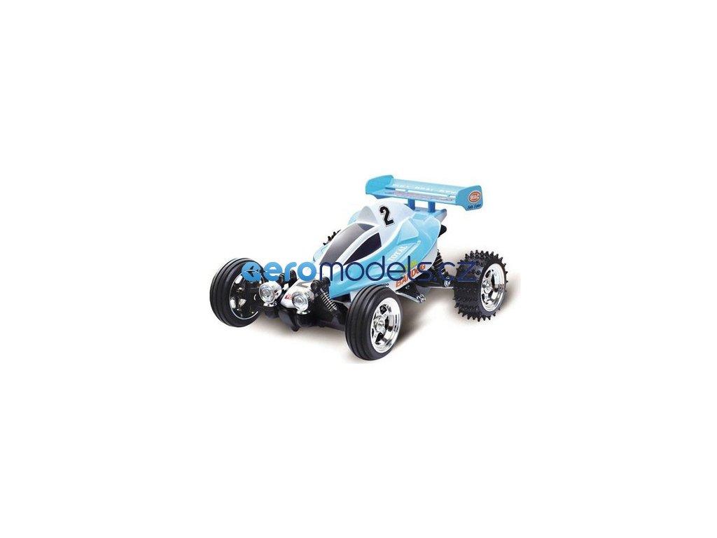 Kart Racing Car Mini 1:52 RTR 27 / 49MHz (Farba Červená)