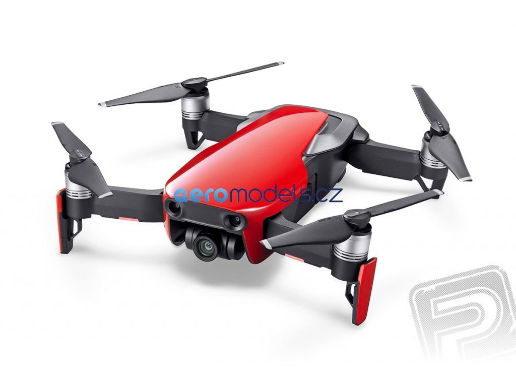 c86d47a31 DJI - Mavic Air FLY MORE COMBO (Flame red) - Aeromodel.sk