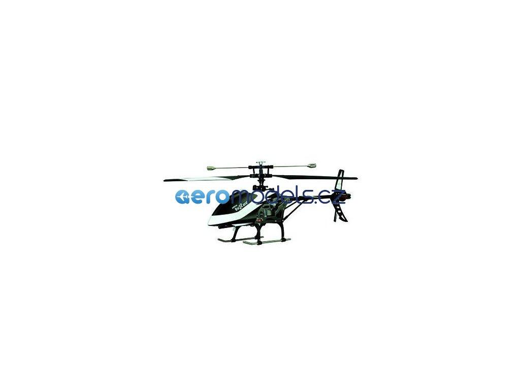 Jednorotorový RC vrtulník BUZZARD 4ch