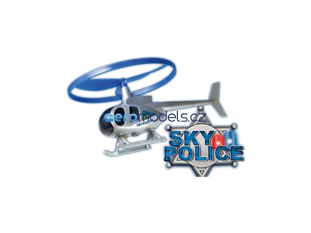 Vystřelovací vrtulník SKY POLICE