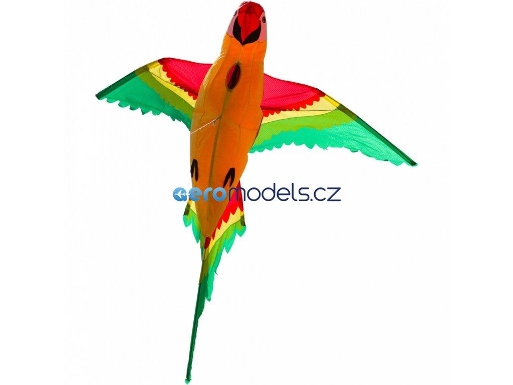 Papoušek 3D