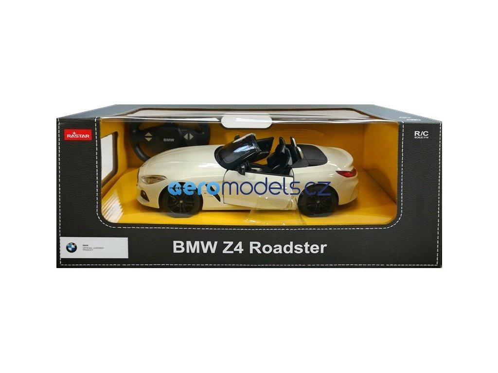 pol pl Auto R C BMW Z4 Roadster Rastar 1 14 Biale 4671 1