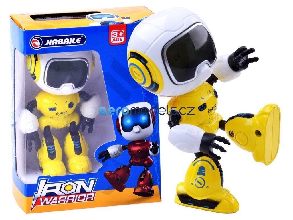 eng pl Robot toy figurine sound ZA2451 13539 1