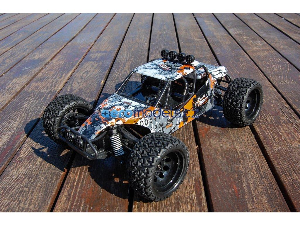 GhostFighter 4WD RTR