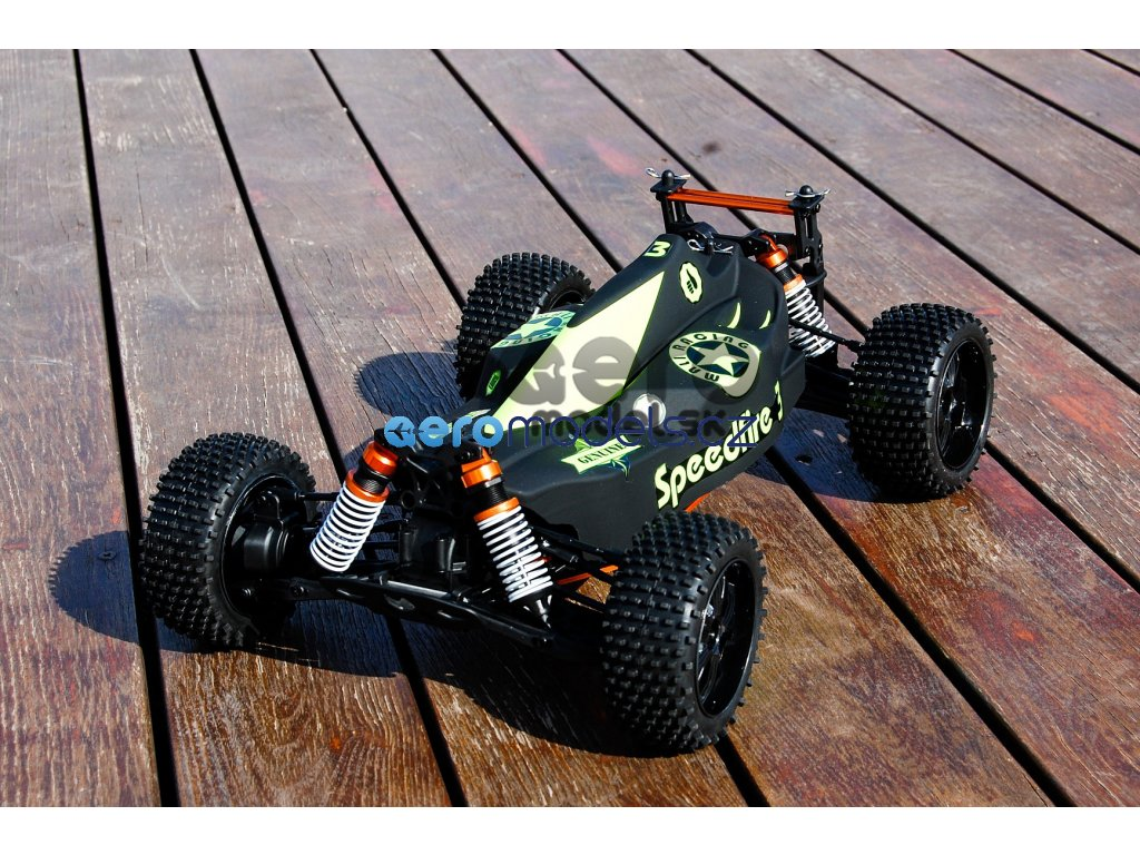 Speedfire 5 Buggy 1:10 XL Brushed WATERPROOF