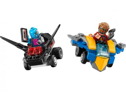 LEGO Super Heroes - Mighty Micros: Star-Lord vs. Nebula LEGO76090